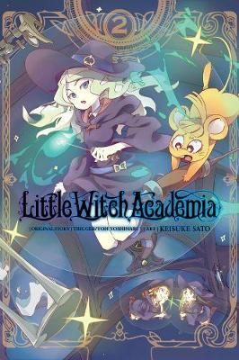 Little Witch Academia, Vol. 2 (manga) (Paperback)