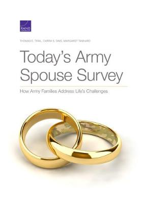 Today's Army Spouse Survey: How Army Families Address Life's Challenges (Paperback)