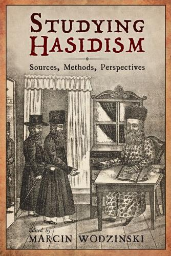 Studying Hasidism: Sources, Methods, Perspectives (Hardback)
