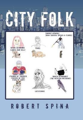 City Folk (Hardback)