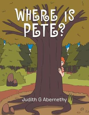 Where Is Pete? (Paperback)