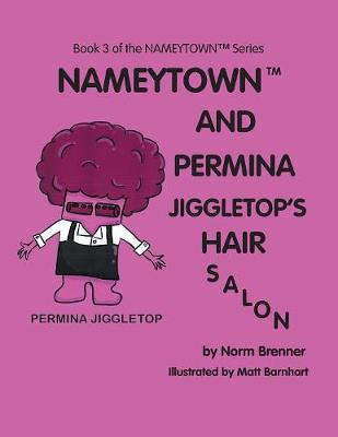 Nameytown and Permina Jiggletop's Hair Salon: Book 3 of the Nameytown(tm) Series (Paperback)