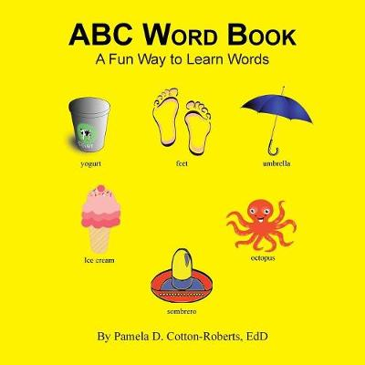 ABC Word Book: A Fun Way to Learn Words (Paperback)