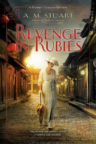 Revenge In Rubies (Paperback)