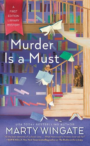 Murder Is A Must (Paperback)