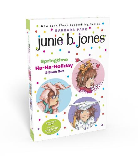 Junie B. Jones Springtime Ha-Ha-Holiday Set - Junie B. Jones (Paperback)