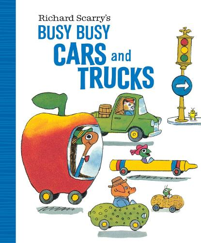 Click to view product details and reviews for Richard Scarrys Busy Busy Cars And Trucks.