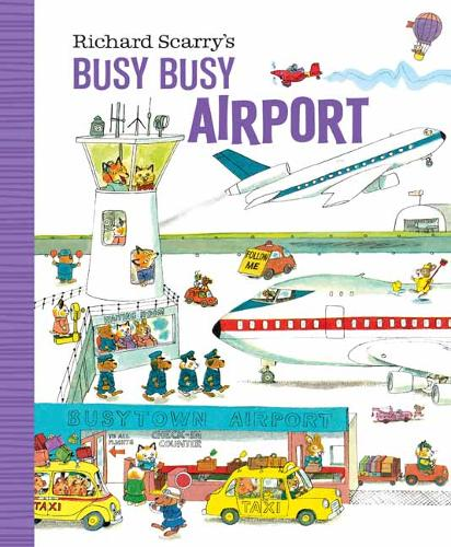 Click to view product details and reviews for Richard Scarrys Busy Busy Airport.