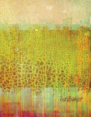Sunbaker: 300-Page School Journal / Notebook (Paperback)