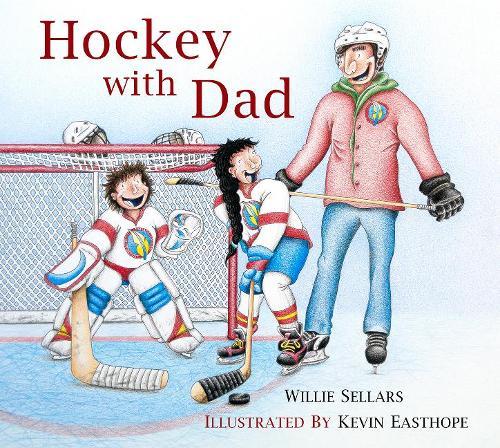 Hockey with Dad (Hardback)