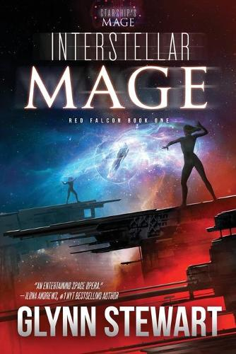 Interstellar Mage: A Starship's Mage Universe Novel - Red Falcon 1 (Paperback)