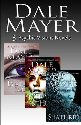 Psychic Visions: Books 7-9 - Psychic Visions (Paperback)