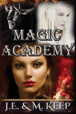 Magic Academy (Paperback)