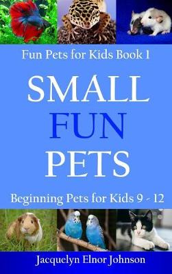 Small Fun Pets: Beginning Pets for Kids 9-12 - Cool Pets for Kids 9-12 2 (Hardback)