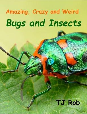 Amazing, Crazy and Weird Bugs and Insects: (Age 6 and Above) - Amazing, Crazy and Weird Animal Facts (Paperback)