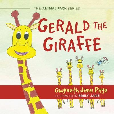 Gerald The Giraffe - The Animal Pack 2 (Paperback)