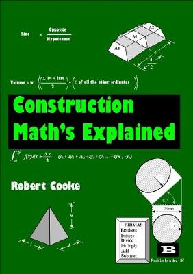 Construction Math's Explained (Paperback)