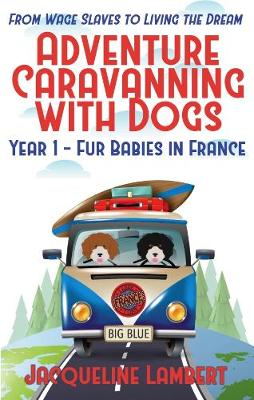 Year 1 - fur babies in France: adventure caravanning with dogs book 1 1: from wage slaves to living the dream - adventure caravanning with dogs (Paperback)