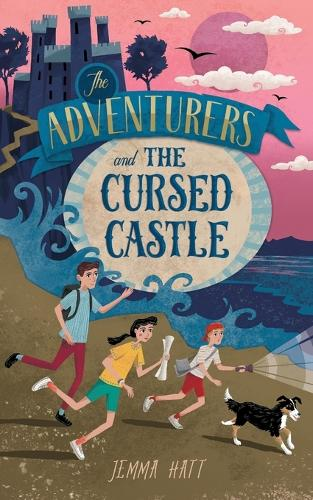 The Adventurers and The Cursed Castle - The Adventurers 1 (Paperback)