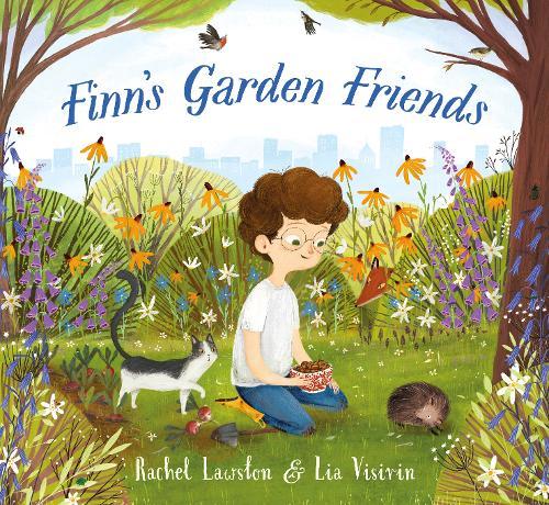 Finn's Garden Friends (Paperback)