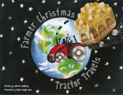 Farmer Christmas: Tractor travels - Farmer Christmas (Paperback)