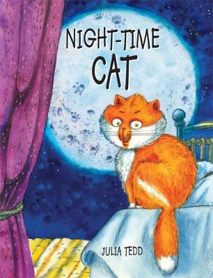 Night-time Cat (Paperback)