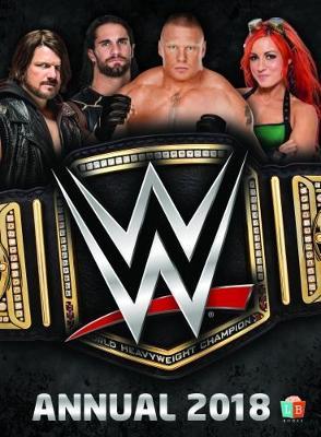 WWE Annual 2018 (Hardback)