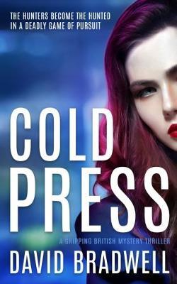 Cold Press: A Gripping British Mystery Thriller - Anna Burgin Series Book 1 - Anna Burgin 1 (Paperback)