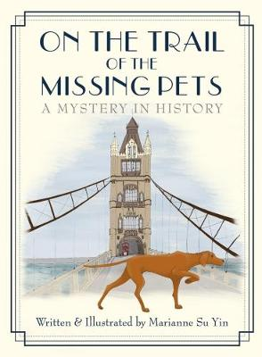 On the Trail of the Missing Pets (Paperback)