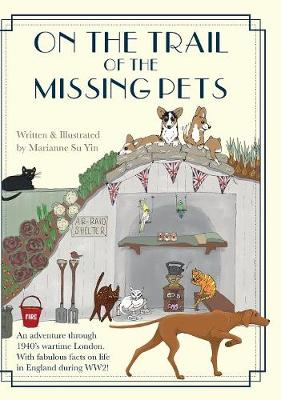 On the Trail of the Missing Pets (Hardback)
