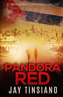 Pandora Red - Frank Bowen 2 (Paperback)