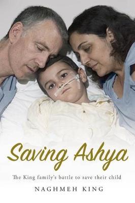 Saving Ashya (Paperback)