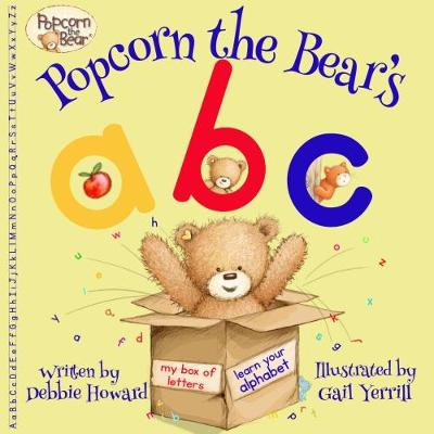 Popcorn the Bear's ABC (Paperback)
