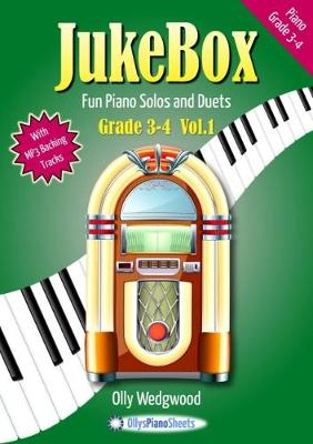 JukeBox Fun Piano Solos & Duets: Grade 3-4 - JukeBox for Piano Volume 1 (Paperback)