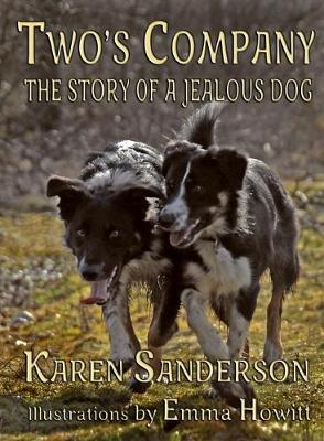 Two's Company: The story of a jealous dog - Dylmegtails (Hardback)