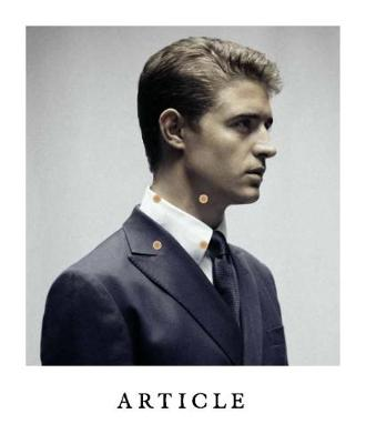 ARTICLE Magazine Issue 04 - Max Irons cover 2014 (Paperback)