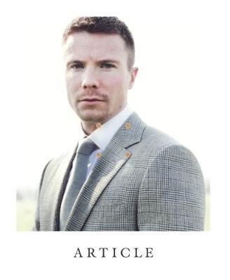 Article Magazine Issue 03 - Joe Dempsie cover 2014 (Paperback)