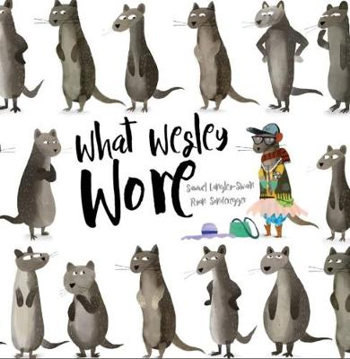 What Wesley Wore (Paperback)