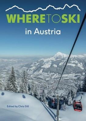 Where to Ski in Austria (Paperback)