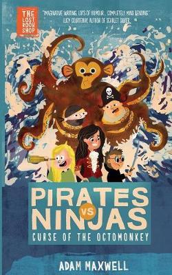 Pirates Vs Ninjas - Lost Bookshop 5 (Paperback)