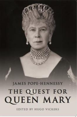 The Quest for Queen Mary (Hardback)