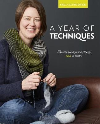 A Year of Techniques (Paperback)
