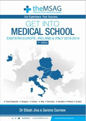 Get Into Medical School Eastern Europe, Ireland & Italy 2018-2019 (Paperback)