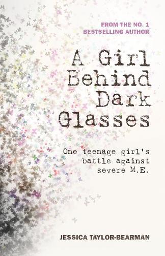 A Girl Behind Dark Glasses (Paperback)