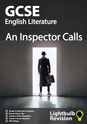 GCSE English - An Inspector Calls - Revision Guide (Paperback)