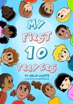 My First 10 Prayers (Paperback)