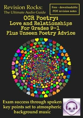 OCR Poetry: Love and Relationships For Grades 9-1 Plus Unseen Poetry Advice (Paperback)