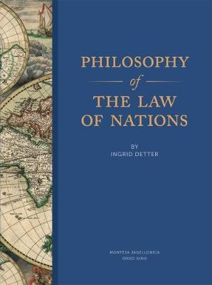 Philosophy of the Law of Nations (Paperback)