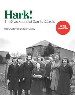 Hark! The Glad Sound of Cornish Carols (Paperback)