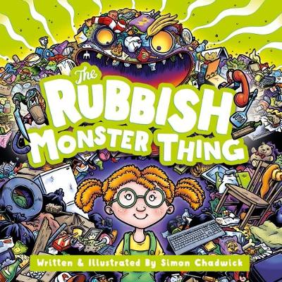 Image result for the rubbish monster